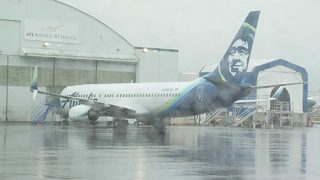 Gov. shutdown prompts Alaska Airlines delay at Everett