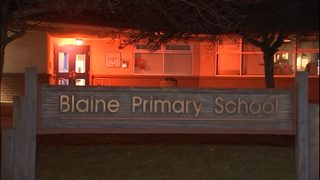 Blaine teacher accused of kicking student who acted out