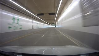 VIDEO: Public to get their first chance to look at new SR 99 tunnel