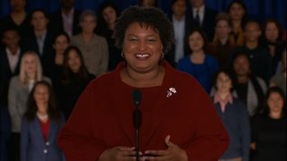 RAW: Stacy Abrams delivers Democratic response to State of the Union Address