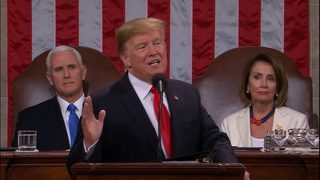 RAW: President Trump delivers State of the Union Address