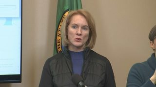 RAW VIDEO: Seattle and King County leaders talk about snow storm plans