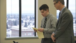 VIDEO: Teen sentenced for school shooting plot