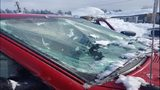 VIDEO: 2 weeks of winter storms causing new problems on road