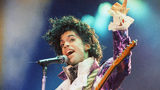 In this Feb. 18, 1985 file photo, Prince performs at the Forum in Inglewood, Calif. He was found dead on Thursday. (AP Photo/Liu Heung Shing, File)