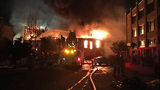 VIDEO: Fire rips through longtime Bellingham business