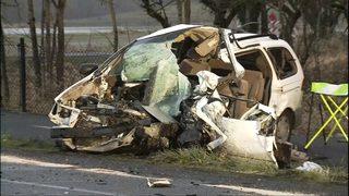 One killed in Fife crash between car, semi-truck