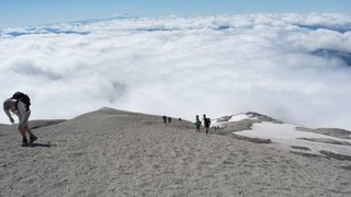 Mount St. Helens climbing permits now on sale