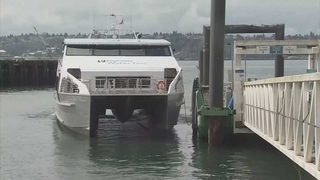 State considering feasibility study for potential Tacoma fast ferry