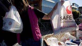 Snohomish City Council passes plastic bag ban
