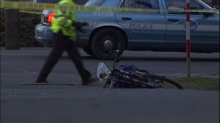 VIDEO: Search continues for driver after fatal hit-and-run