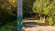 A portion of the Burke Gilman Trail in Seattle. (TIA-International-Photography, from Seattle.gov)