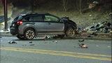 VIDEO: Driver in stolen vehicle causes crash near Renton