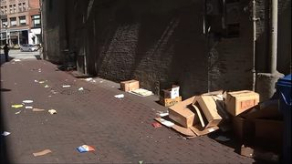 Police investigating Pioneer Square shooting that left two injured