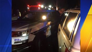 Marysville PD officer injured in two-vehicle collision; other driver investigated for DUI