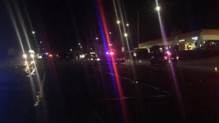 Pedestrian hit by vehicle in Edmonds