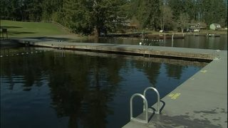 Lacey removes popular dock due to dangers, 46 rescues