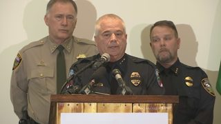 RAW: News Conference after Kittitas County Sheriff