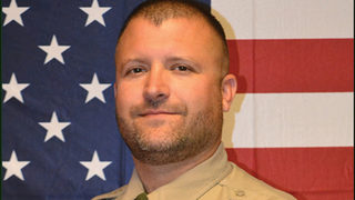 Memorial service for Kittitas County sheriff