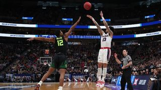 PHOTOS: Gonzaga takes on Baylor for a spot in the Sweet 16