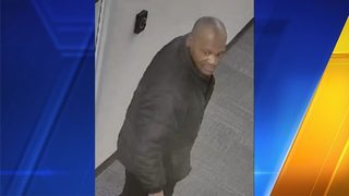 Police search for serial burglary suspect they say is targeting homes, businesses
