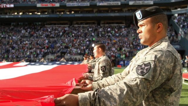 Seattle Seahawks to host military hiring event at CenturyLink Field