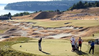Chambers Bay reopens golf course next week with all-new putting greens