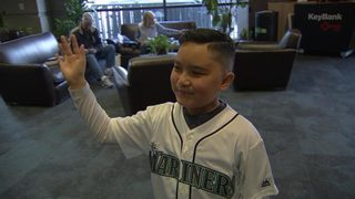10-year-old Mariners fan to continue 20-year-old opening day tradition