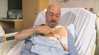 RAW: Bus driver injured in Lake City shootings speaks from hospital bed