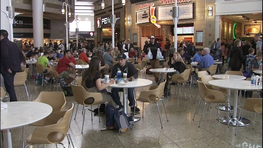 Five New Restaurants Open At Sea Tac Airport Part Of 3 7