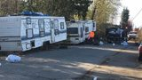 VIDEO: Officials clear 11.71 tons of garbage, three RVs in Snohomish County
