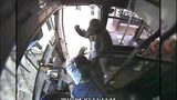 VIDEO: Metro bus driver assaulted during busy rush hour