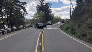 One dead, one injured in head-on crash near Shelton