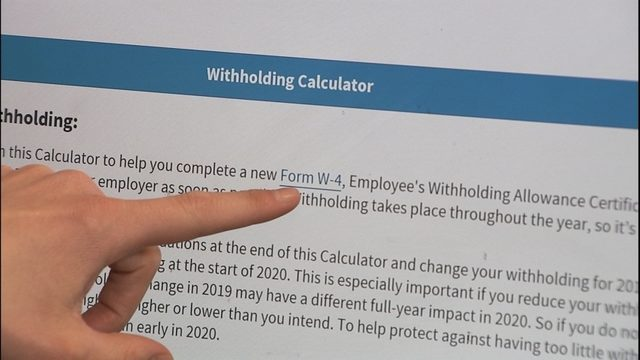 How to eliminate surprise tax debt or return with next year's tax filing