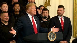 Local Congress members react to redacted Mueller report