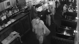 RAW: Man wanted in arson at Capitol Hill bar