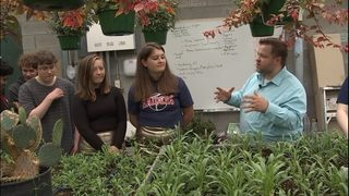VIDEO: Nathan Hale students growing plants and helping to reshape young lives