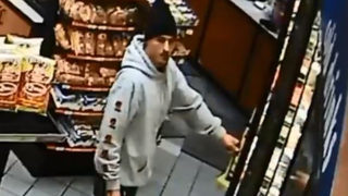 Puyallup police searching for man accused of robbing gas station