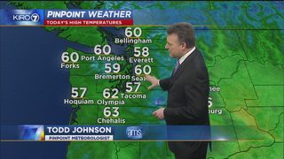 KIRO 7 PinPoint Weather Forecast for Saturday, April 20
