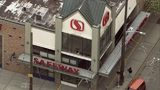 Chopper 7 photo of the Capitol Hill Safeway.