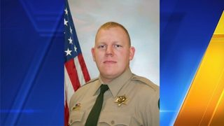 RAW VIDEO: Memorial for Cowlitz County Deputy Justin DeRosier