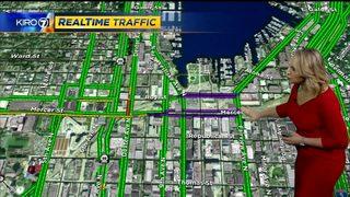 Seattle Crane Collapse How To Take Alternate Routes Around Street Closures