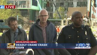 RAW VIDEO: SDOT press conference on Mercer Street closure