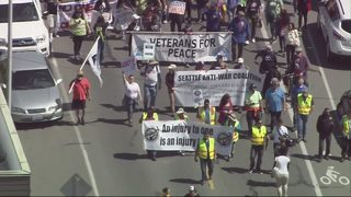 RAW: 2019 March for Immigrant and Workers Rights
