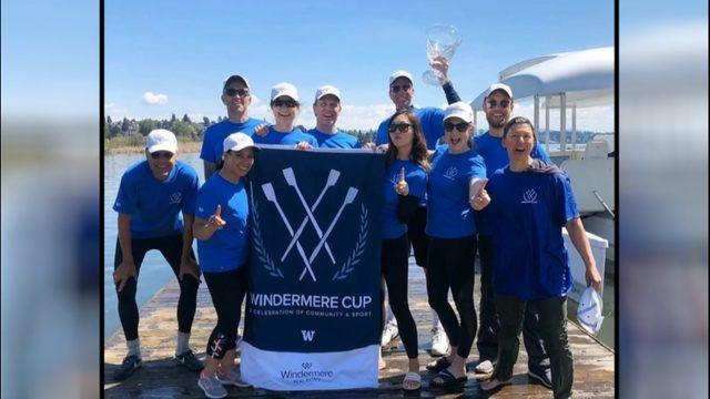 KIRO 7 team wins 8th Annual Windermere Media Cup