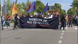 VIDEO: May Day march in Seattle