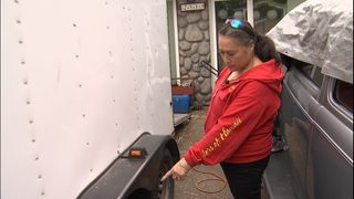 VIDEO: Thieves target Lake Stevens organization