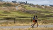 Runners head toward the sound along Grandview Trail through the North Meadow at Chambers Creek Regional Park. The Pierce County Council authorized development of a resort on the property Tuesday. Peter Haley, The News Tribune file, 2010