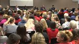 VIDEO: Dozens of teachers in Edmonds to be laid off because of budget shortfalls