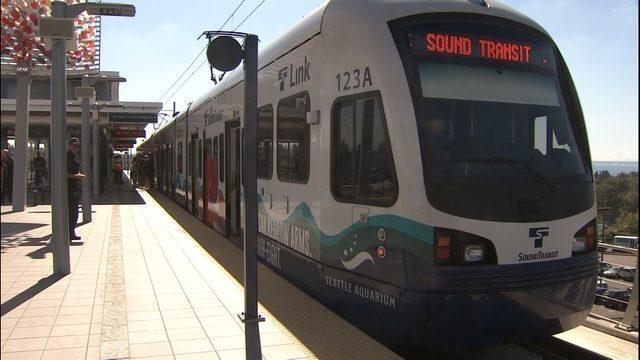 Link light rail celebrates 10 years